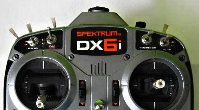 Integrovaná anténa DX6i