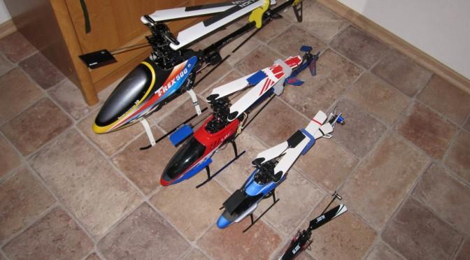 Vrtulníky (3)